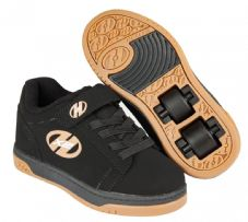 Heelys X2 Dual Up Black/Gum